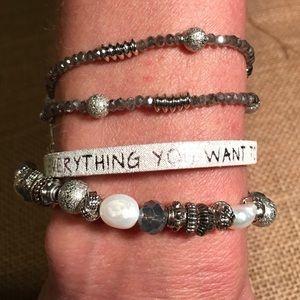 Jewelry - Good Works Bracelet- Dream Big